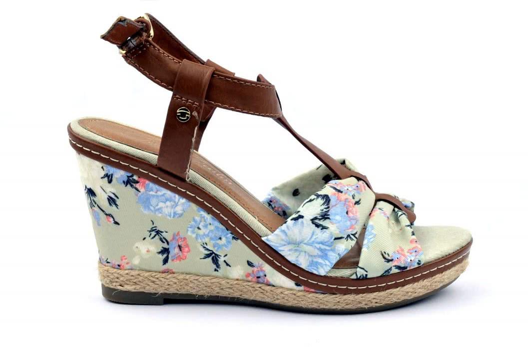 1ebfbc60153b Tom Tailor ženske sandale